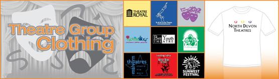 image of drama groups logos